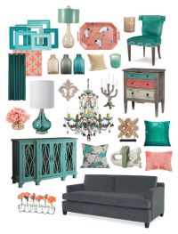 25+ Best Ideas about Teal Coral on Pinterest | Navy coral ...
