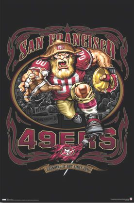 San Francisco 49ers Wallpaper Iphone Forty Niners Logo San Francisco 49ers Nfl Football Team
