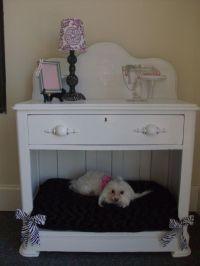 17 Best images about Bedside tables/dog beds on Pinterest ...