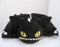 """I found 'NIGHT FURY TOOTHLESS PILLOW PETS PLUSH 19"""",NEW ..."""
