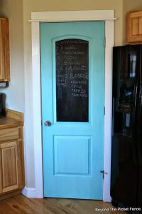 Best 25+ Chalkboard pantry doors ideas on Pinterest