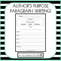 1000+ ideas about Author's Purpose Worksheet on Pinterest
