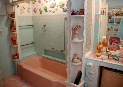 Schön ... Die Besten 25+ Badezimmer 60er Ideen Auf Pinterest Schwemmholz   Badezimmer  60er