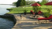 seawall patio - Google Search | Seawall & Dock Ideas ...