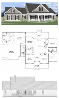 25+ best ideas about 4 Bedroom House on Pinterest | House ...