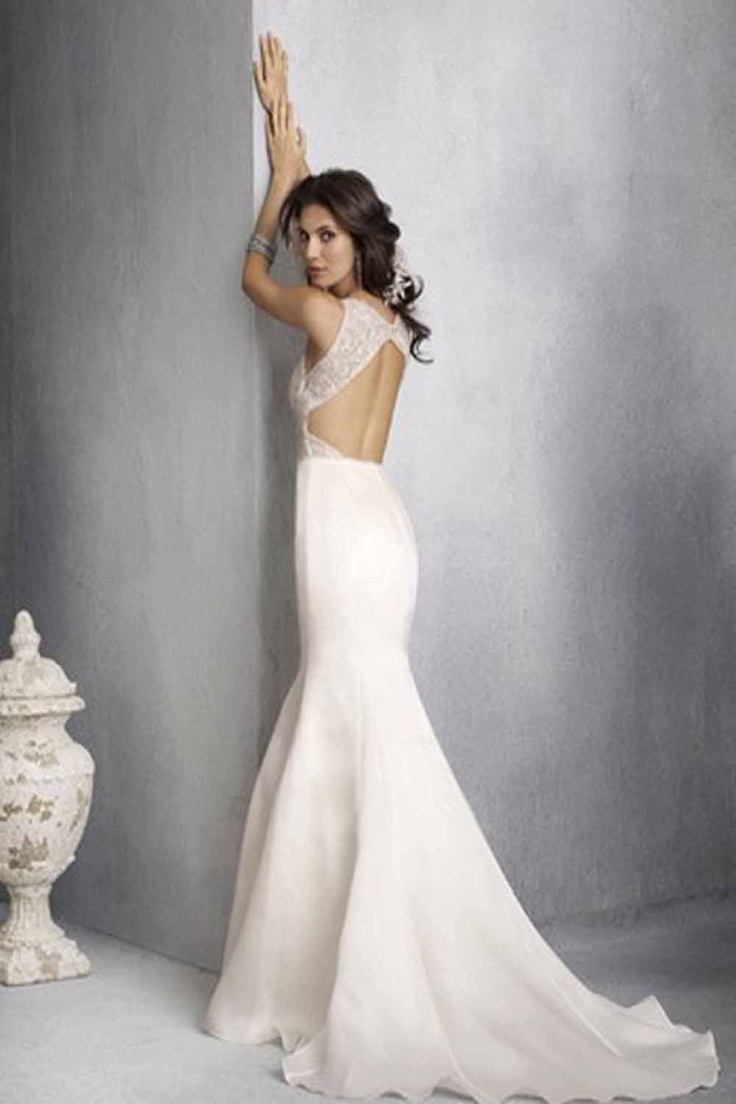 wedding dresses mermaid dress wedding 98 best images about Wedding dresses on Pinterest Mermaids Mermaid wedding dresses and Sexy wedding dresses
