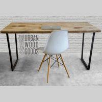 25+ best ideas about Reclaimed Wood Desk on Pinterest