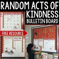 25+ best ideas about Kindness bulletin board on Pinterest