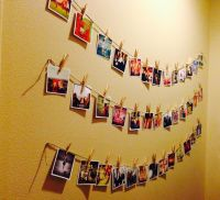 Best 25+ Clothespin picture holders ideas on Pinterest