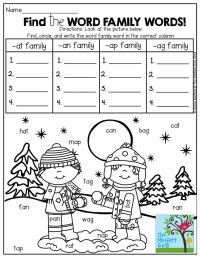 25+ Best Ideas about Word Family Activities on Pinterest ...