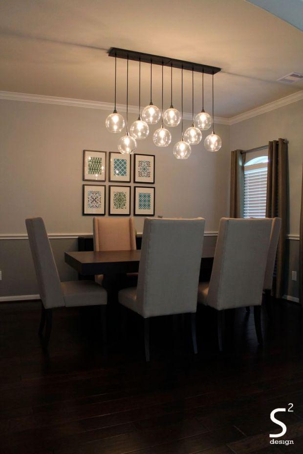 island lighting ideas dining room