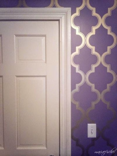 peelable wallpaper decals for a college apartment- Devine Color at Target | Devine It Yourself ...