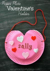 204 best Preschool Valentine's Day Crafts images on ...