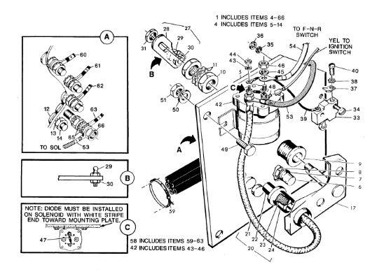 golf cart battery wiring diagram on electric golf cart wiring