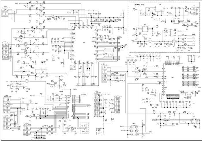 hisense u980 diagram