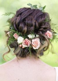 25+ best ideas about Hair garland on Pinterest