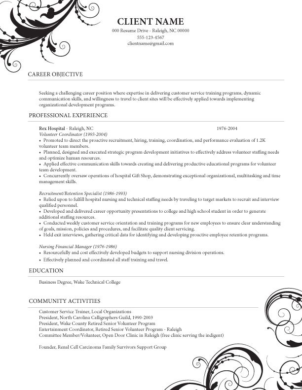 free resume templates canada resume templates for canada joblers resume templates healthcare nursing sample resume free