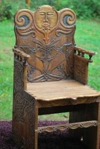 17 Best images about Irish, Scottish, Viking furniture on ...