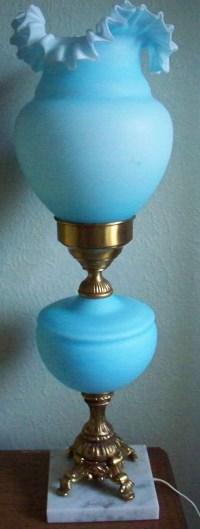 59 best images about FENTON LAMPS on Pinterest   Cobalt ...