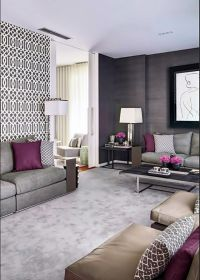 1000+ images about Living Room - Purple Accents on ...