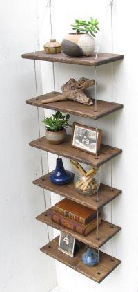 Best 20+ Hanging Shelves ideas on Pinterest