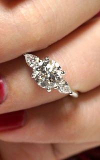 Best 25+ Three stone rings ideas on Pinterest | Three ...