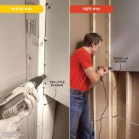 25+ best ideas about Hanging drywall on Pinterest ...