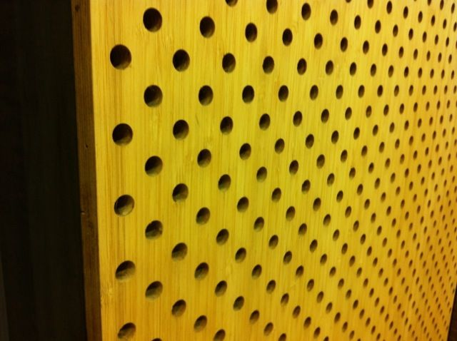 Paperforms 3d Wallpaper Tiles Solid Bamboo Wall Cladding Sound Proofing Sound Panels
