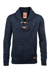 Wool Shawl Collar Pullover with Toggle Closure | Things to ...