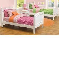 Cafekid Hailey 3-pc Bunk Bed Set | Girls Bedroom ...