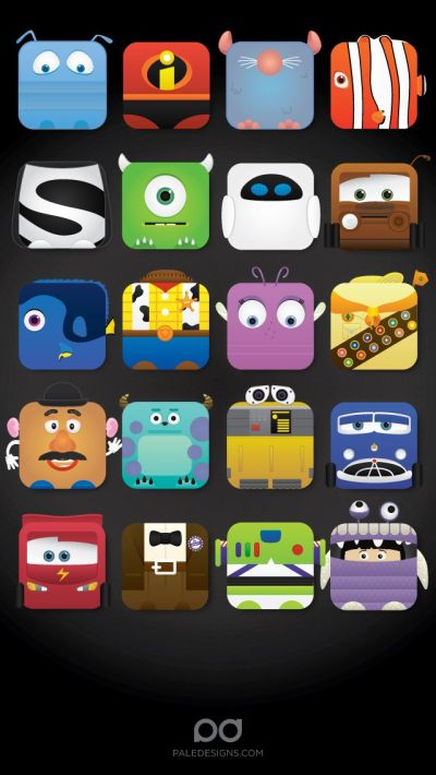 Disney iPhone 5 app skins wallpaper | Cool Wallpapers and Backgrounds | Pinterest | Disney ...