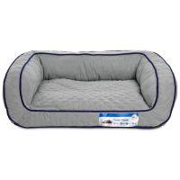 Petco Tranquil Sleeper Memory Foam Dog Bed. 48L x 36W x ...