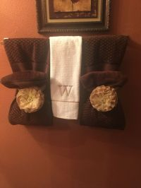 Best 25+ Bathroom towel display ideas on Pinterest | Bath ...