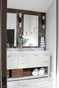 31 Amazing Rustic Modern Bathroom Vanities | eyagci.com