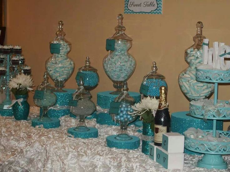 13 Best Images About Tiffany Blue Sweet Sixteen Ideas On