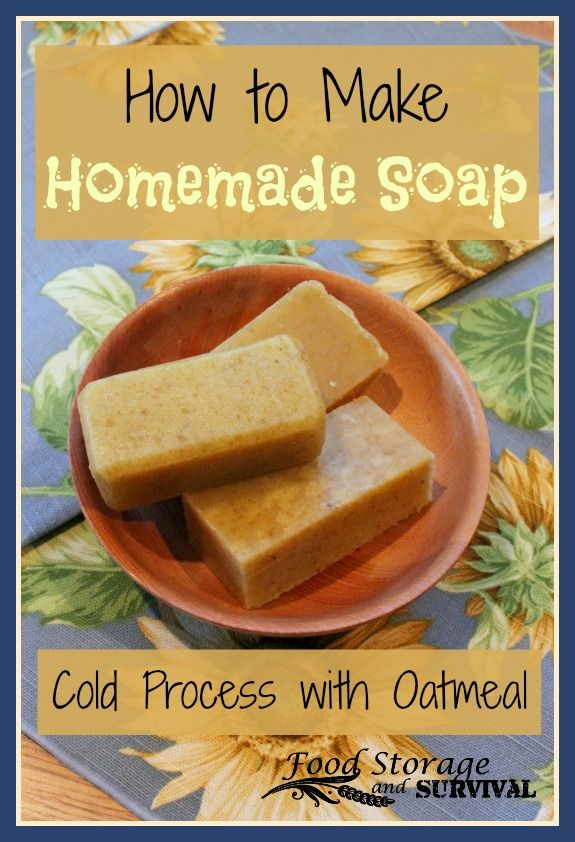 10+ Ideas About Oatmeal Soap On Pinterest | Homemade Soap Recipes
