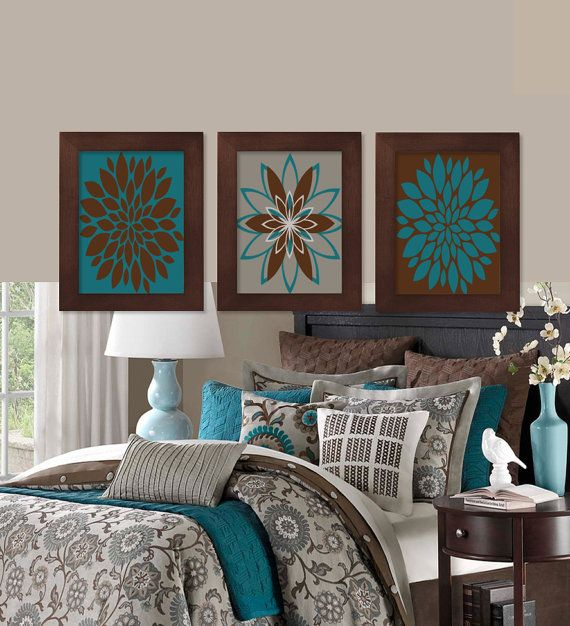 1000+ Ideas About Brown Bedroom Walls On Pinterest | Brown Master