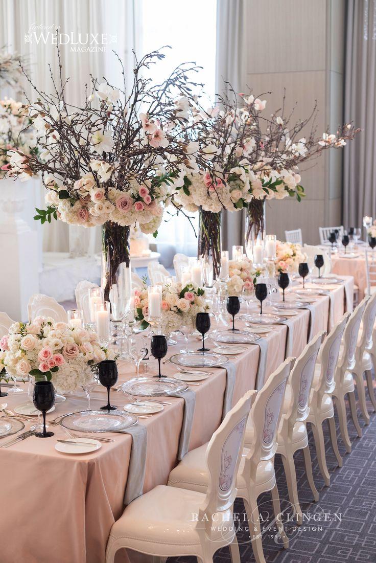 a spring magnolia wedding at the four seasons hotel toronto