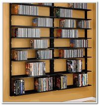 17 Best ideas about Dvd Storage Shelves on Pinterest | Diy ...
