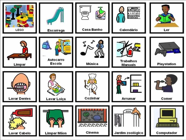 pecs autisme pictogramme