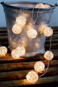 Rustic Outdoor String Lights Photos - pixelmari.com