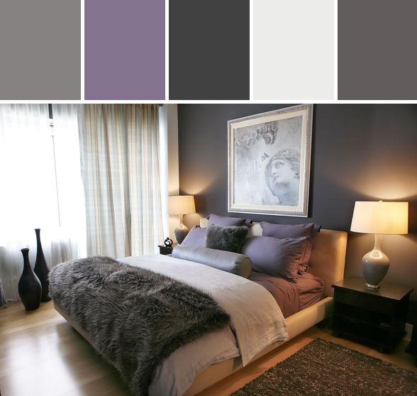 1000+ Ideas About Purple Grey Rooms On Pinterest | Purple Grey