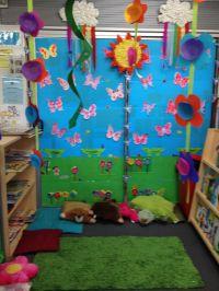 The reading garden! | reading corner ideas | Pinterest ...