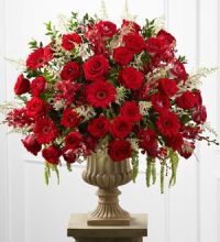 25+ Best Ideas about Red Flower Arrangements on Pinterest