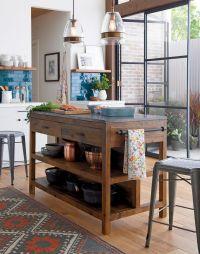 25+ best ideas about Rustic kitchen island on Pinterest ...