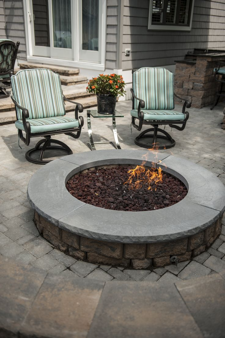 17 Best Ideas About Natural Gas Fire Pit On Pinterest