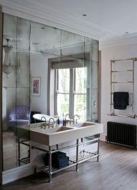 17+ best ideas about Antique Mirror Walls on Pinterest ...