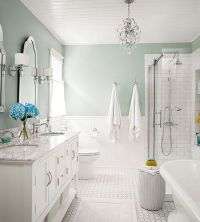 17 Best ideas about White Bathrooms on Pinterest ...