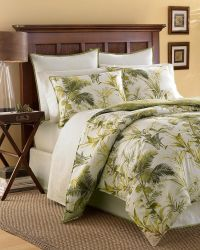 Island Botanical 4-Piece Queen Comforter Set. Tommy bahama ...