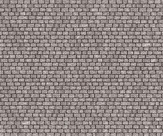 3d Effect Stone Brick Wall Textured Vinyl Wallpaper Cobblestone Paper 4 Sheets O Scale Dollhouse Mini